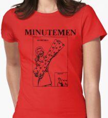 Minutemen SST Raymond Women's Fitted T-Shirt