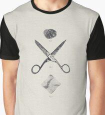 ROCK / SCISSORS / PAPER Graphic T-Shirt