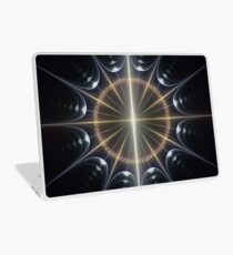 Light Genesis Laptop Skin