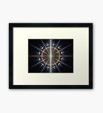 Light Genesis Framed Print