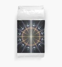 Light Genesis Duvet Cover