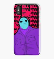 Jason iPhone Case/Skin