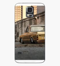 CHEVY TRUCK SLAMMED Case/Skin for Samsung Galaxy