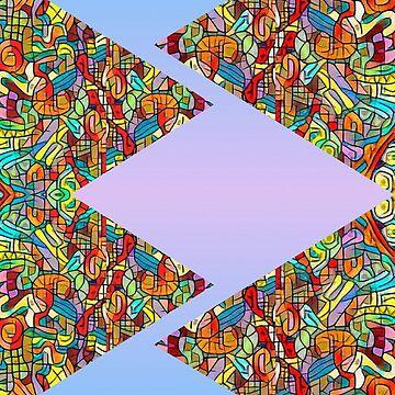 Numerical Argyll  by ArtsyRaine