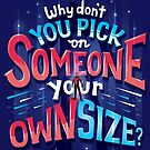 Own size by Risa Rodil