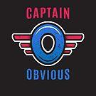 Captain Obvious by zoljo