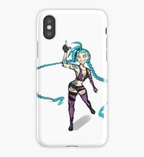 Jinx VII iPhone Case