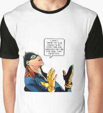 Eye roll  Graphic T-Shirt