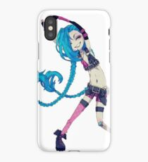 Jinx VIII iPhone Case
