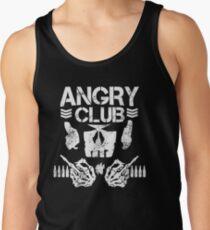 Angry Club Men's Tank Top
