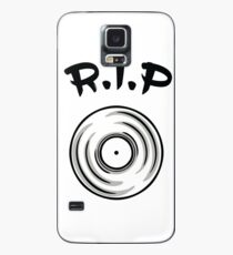 Avicii DJ RIP Case/Skin for Samsung Galaxy