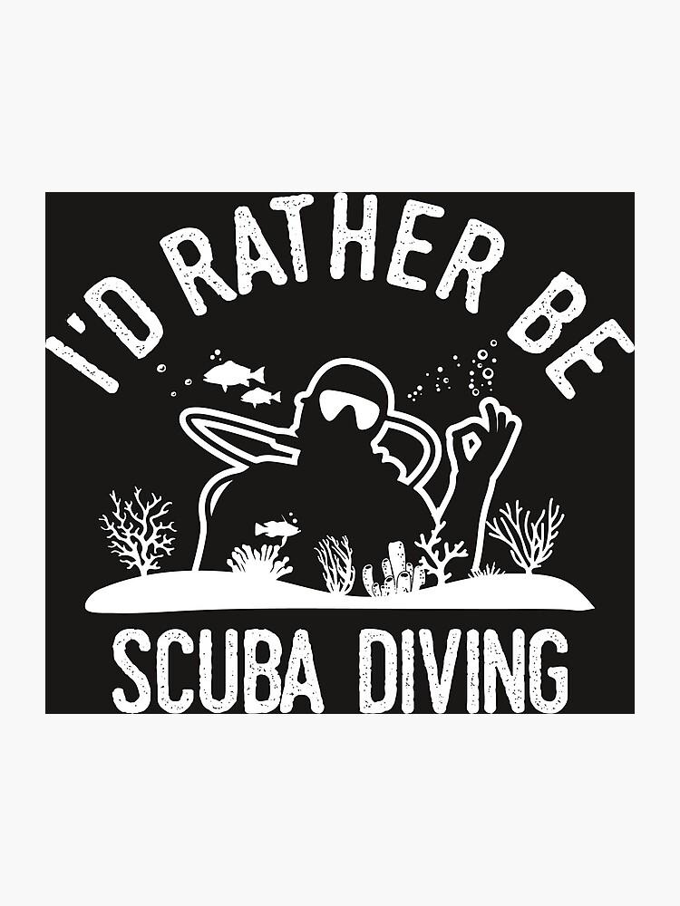 Temps Est Précieux T Shirt De Plongée Sous Marine Drôle Cool Scuba Diving Diver Humour Citation Slogan Humour Tee Shirt Idée Cadeau Impression
