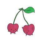A Pair of Cherries by TakoraTakora