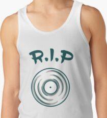 Avicii DJ RIP Tank Top