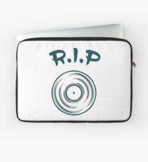 Avicii DJ RIP Laptop Sleeve