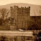 The Bannerman Castle by Jaime Hernandez