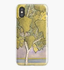 The Single Tree Stands iPhone Case/Skin