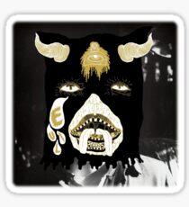 Evil Friends Sticker
