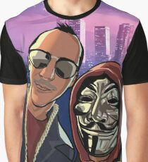 GTA DAVDEZIGN I PROJECT Graphic T-Shirt