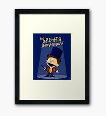 P.T Calvin Framed Print