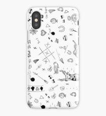 Louis Tomlinson Tattoos iPhone Case/Skin