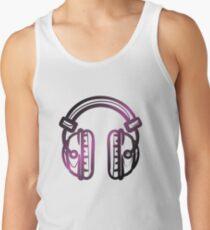 Avicii DJ Headset Tank Top