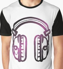 Avicii DJ Headset Graphic T-Shirt