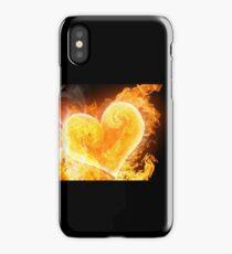 HEARTBURN iPhone Case/Skin