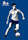 A is for Ardiles  by miniboro
