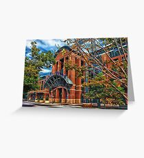 Coors Field - Home of the Colorado Rockies Greeting Card