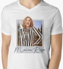 Moira Rose Polaroid Men's V-Neck T-Shirt