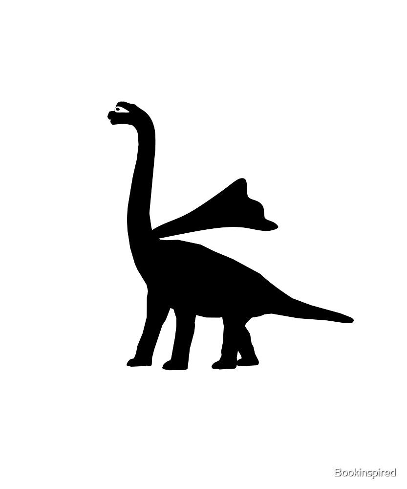 Superhero Comic Book Dinosaur  by Bookinspired
