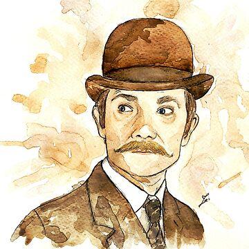 Victorian Watson by zoeeeee94