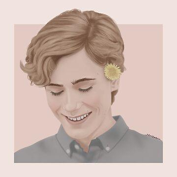 Isak Valtersen | Skam | dandelion boy by carolam