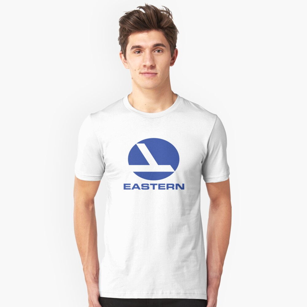 Eastern Airlines Shirt Defunct Airline Tshirt Unisex T-Shirt Front
