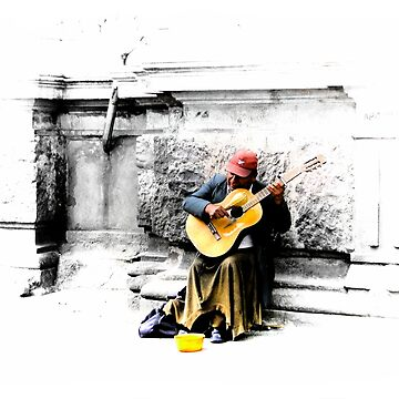 Quito Street Musician II by alabca