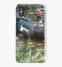 LAUGHING OUT LOUD (LOL) - DUCK STYLE iPhone Case