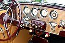 1936 Cord 810 Dashboard by AuntDot