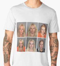 Lindsay Lohan Men's Premium T-Shirt