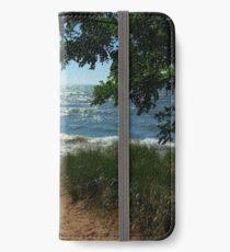 Beach Path iPhone Wallet/Case/Skin