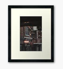 o1808 Framed Print