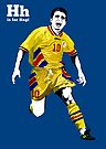 H is for Hagi by miniboro