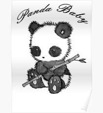 PANDA BABY Poster