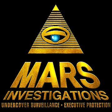 Mars Investigations by huckblade