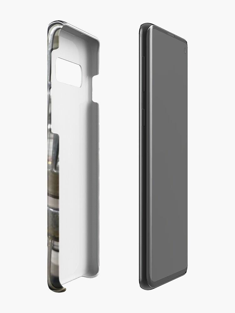 Alternative Ansicht von Käfig Hülle & Klebefolie für Samsung Galaxy