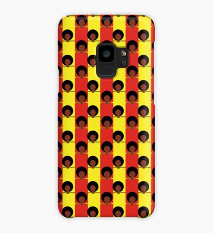 Pan-Afro1 Case/Skin for Samsung Galaxy