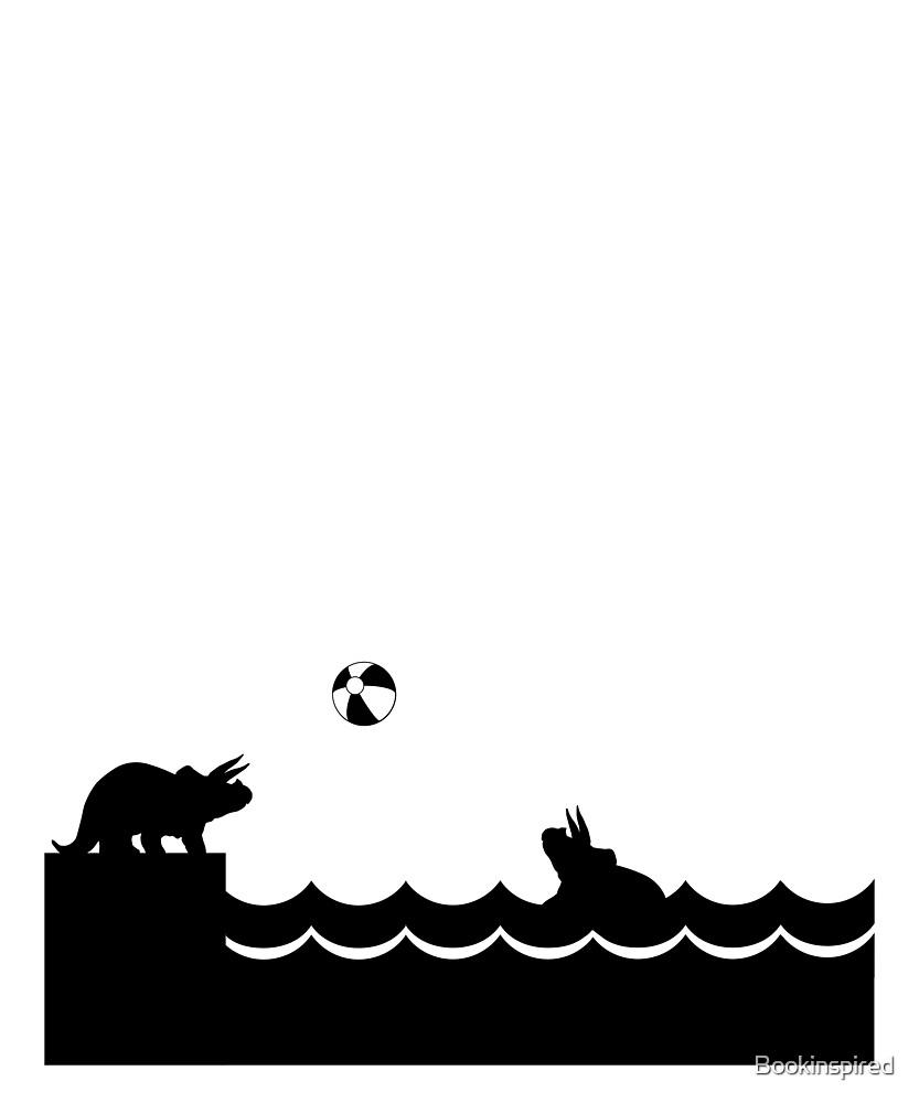 Swimming Beach Dinosaur Fun by Bookinspired