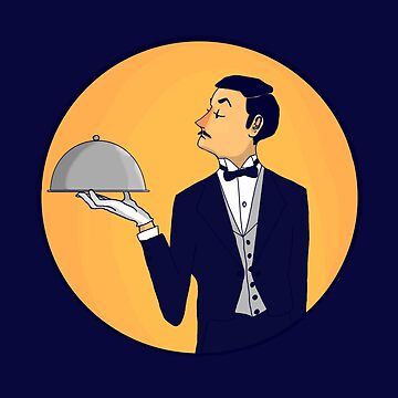 The Butler by emmaq