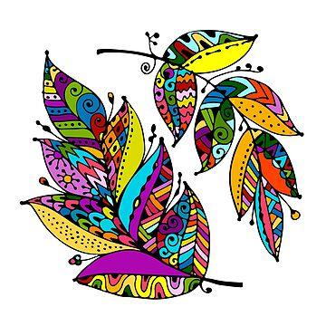 Art feathers by Kudryashka