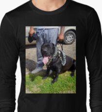 Doggie Bling Long Sleeve T-Shirt